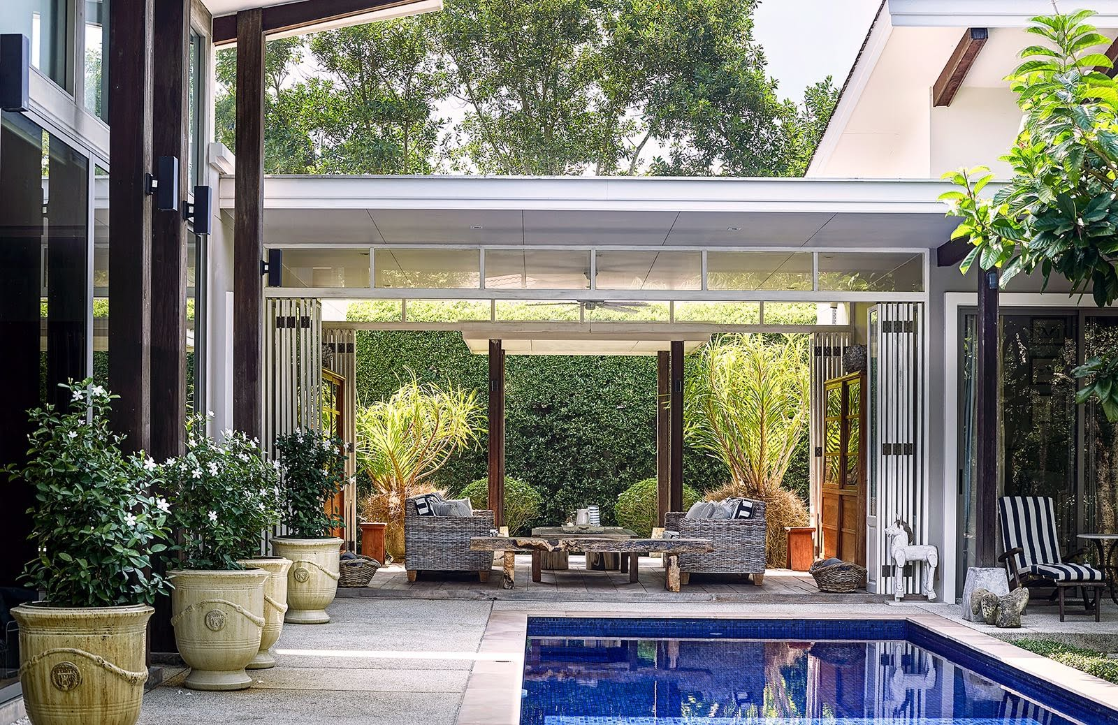 See Beautiful 3 Bed Pool Villa details
