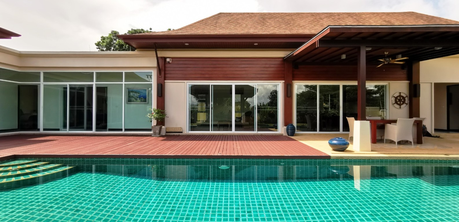 See Peaceful 4 Bed Pool Villa details