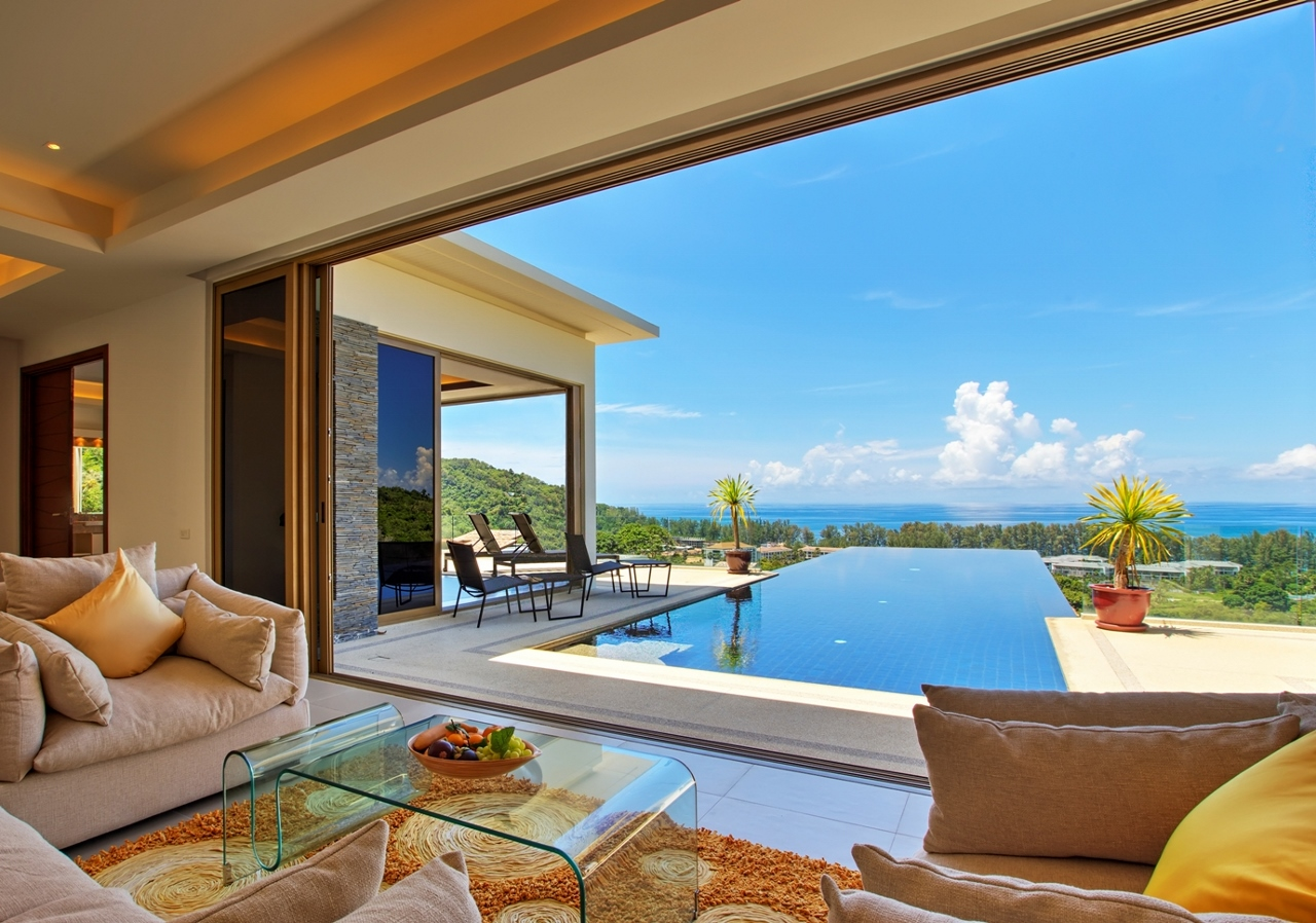 See 4 Bedroom Sea View Villas details