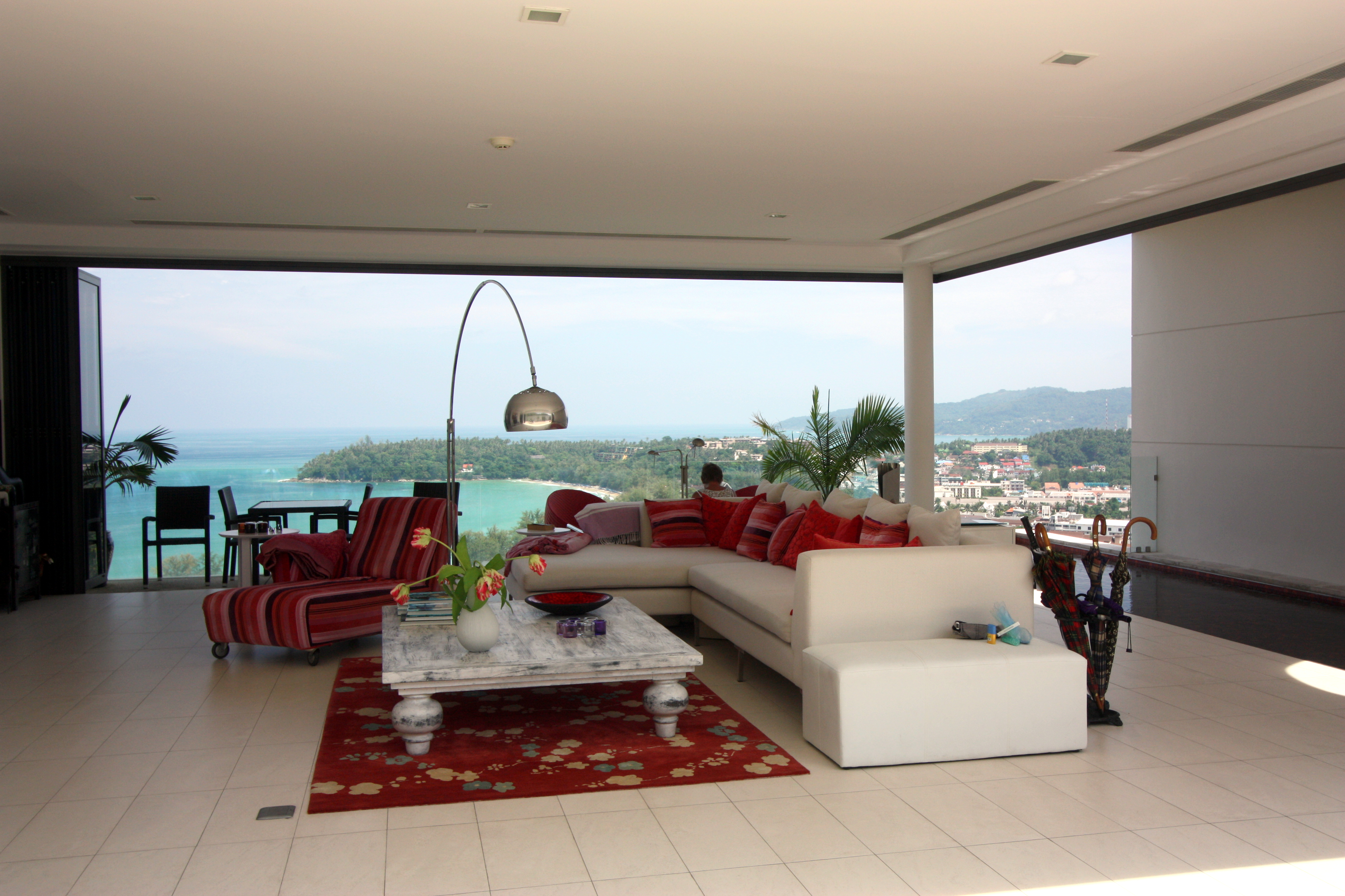 See Sea View 3 Bed Penthouse details