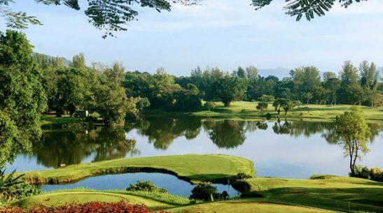 Blue Canyon Golf Phuket