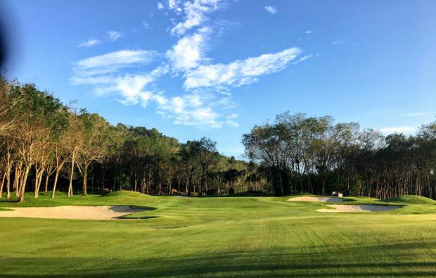 Blue Canyon Phuket Golf