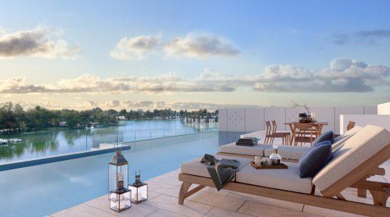Apartments for investment laguna