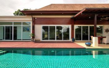 Peaceful 4 Bed Pool Villa 1733
