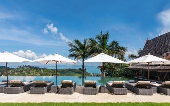 Breathtaking family villa