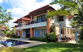 wonderful family pool villa